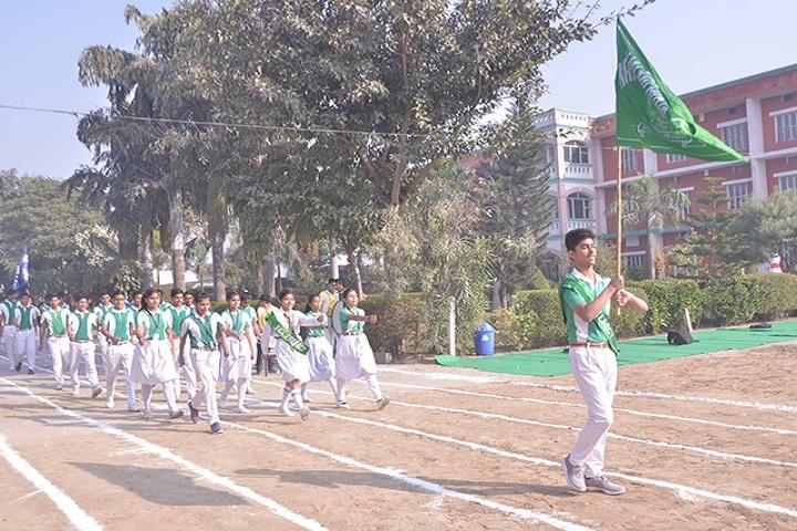 Rishikul Senior Secondary School-Sports Day