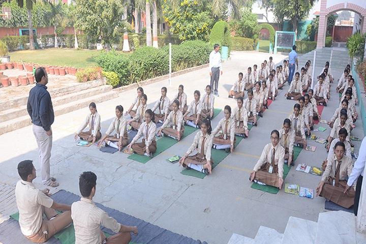 Rishikul Senior Secondary School-Yoga