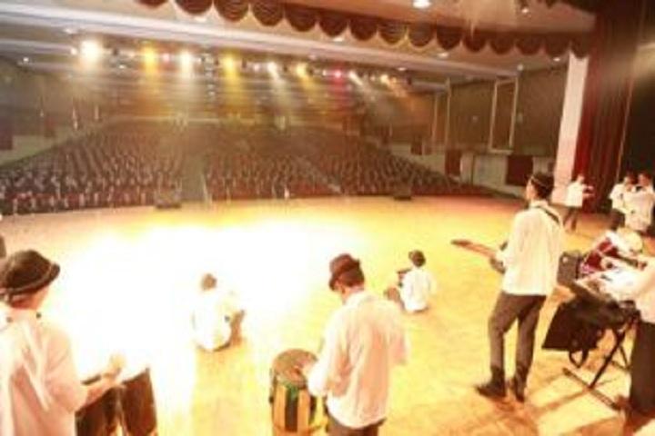 Rishikul Vidyapeeth-Auditorium