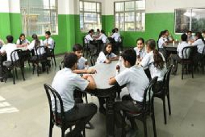 Rishikul Vidyapeeth-Cafeteria