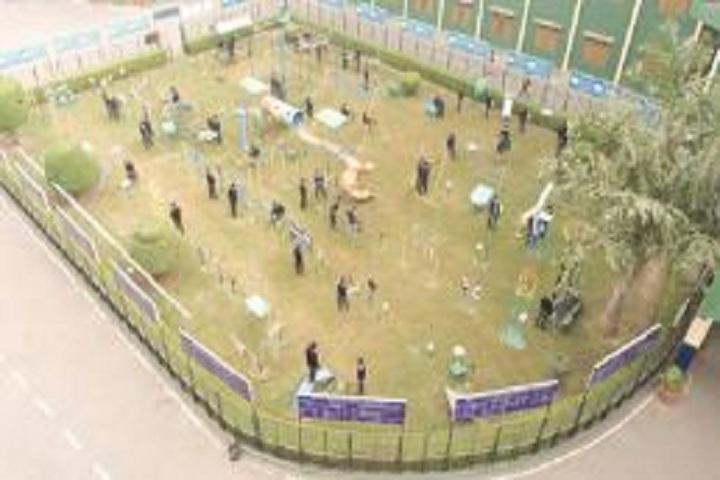 Rishikul Vidyapeeth-Play Ground