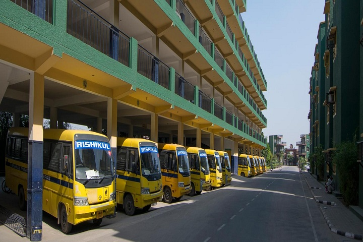 Rishikul Vidyapeeth-Transport