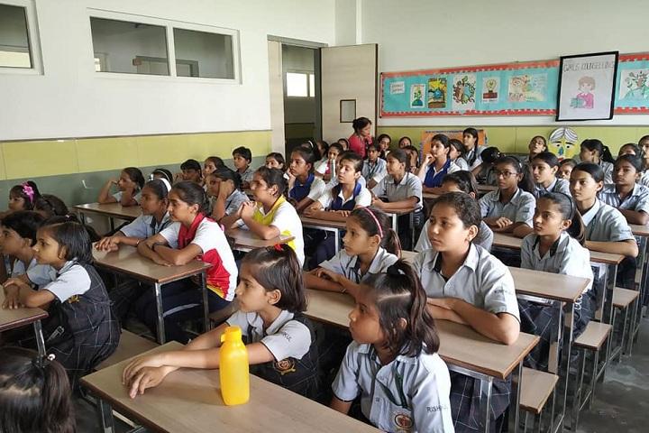 Rishikul World Academy-Classroom
