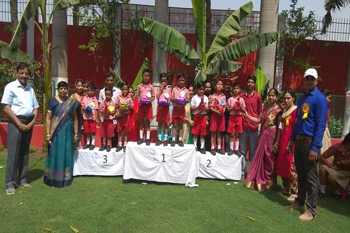 Rose Land Public School-Prize Distribution