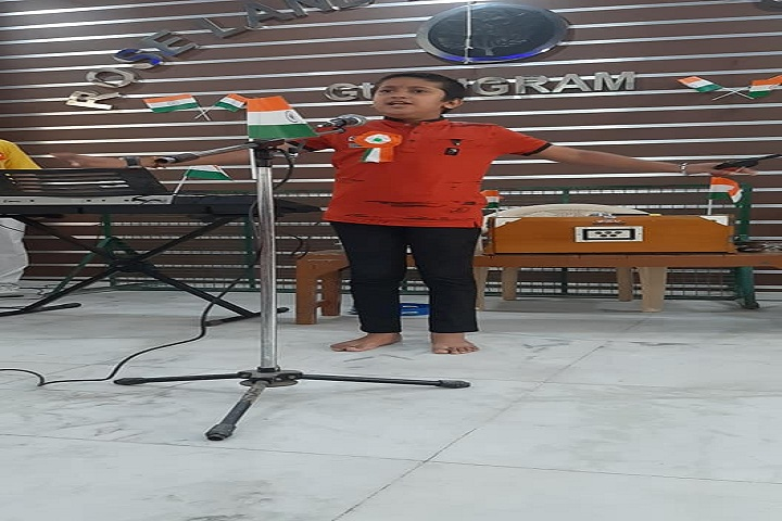 Rose Land Public School-Story Telling Competition