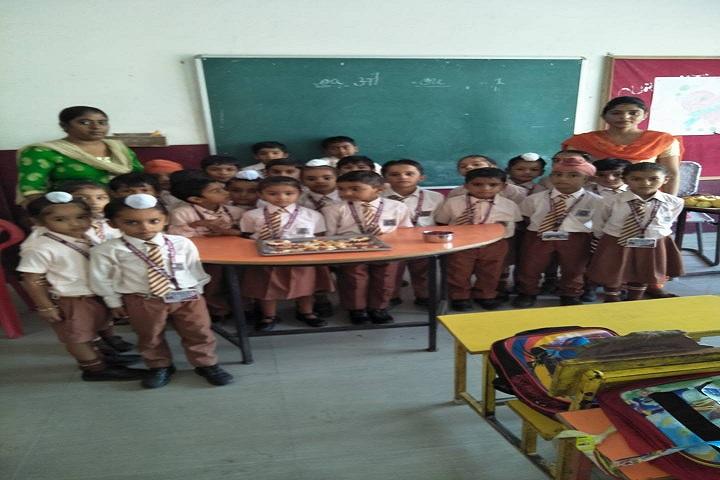 Royal Public School-Classroom