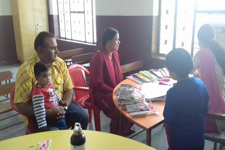 Royal Public School-Parent and Teacher Meet