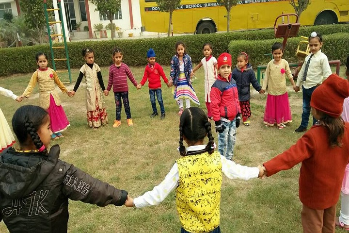 Royal Public School-Play Ground
