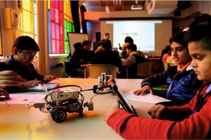 Ryan International School-Atal Tinkering Labs