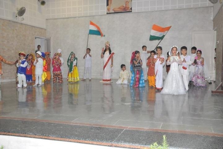 S A Jain Senior Model School-Cultural Day