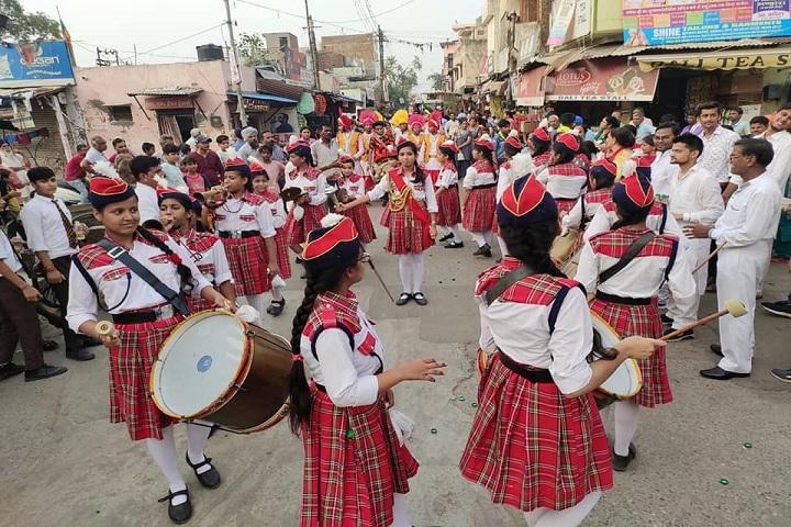 S A Jain Senior Model School-Festival Celebration