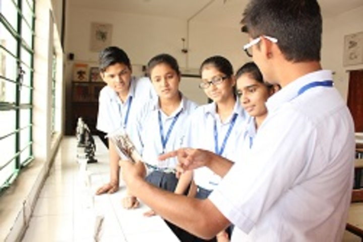 S D Adarsh Vidyalaya-Biology Lab