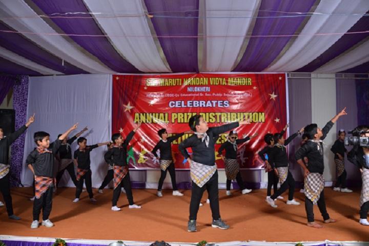 S D Maruti Nandan Vidya Mandir-Dance
