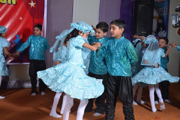 S D Maruti Nandan Vidya Mandir-Sports Day Celebrations
