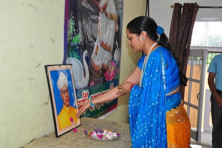 S D Maruti Nandan Vidya Mandir-Teachers Day