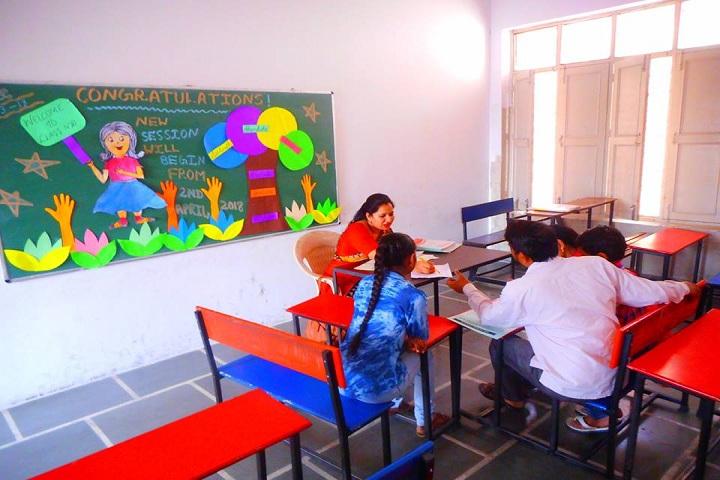 S D Model Senior Secondary School-Parent Teacher meeting