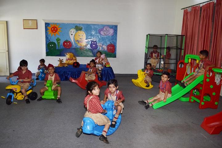 S D Model Senior Secondary School-Primary Wing