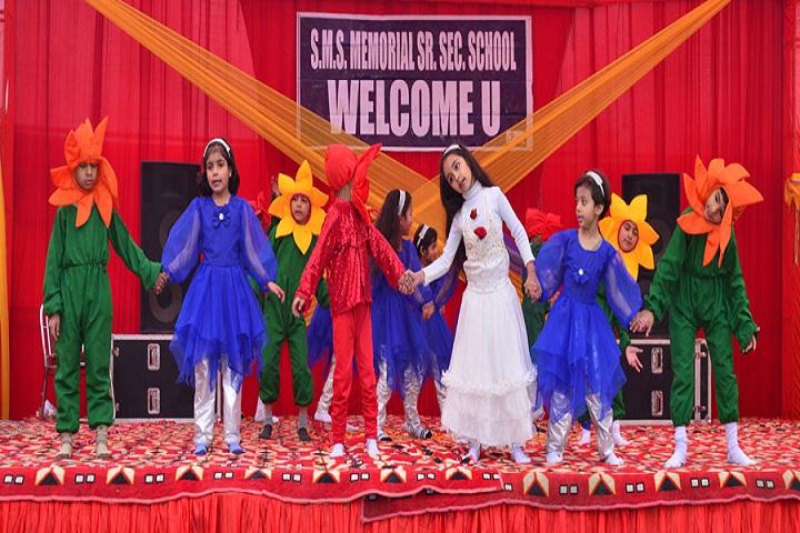 S M S Memorial Public School-Annual Day