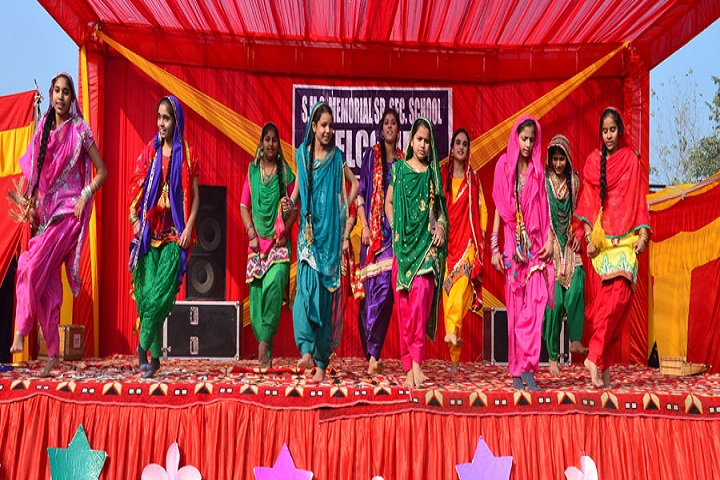 S M S Memorial Public School-Cultural Fest
