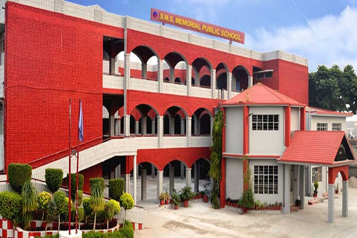 S M S Memorial Public School-School Building