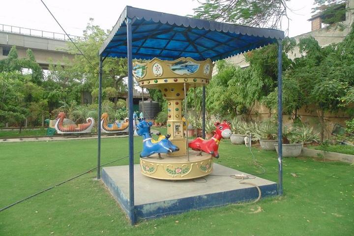 S R Century Public School-Play Area2