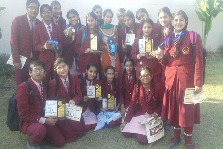 S Karam Singh Grewal Public School-Achievements