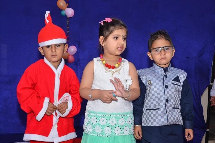 S Karam Singh Grewal Public School-Fancy Dress Competition