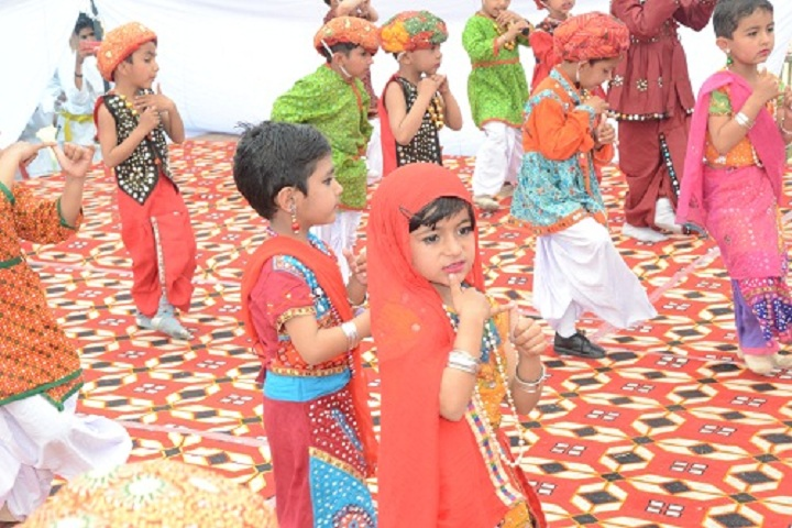 S V International School-Cultural Activity