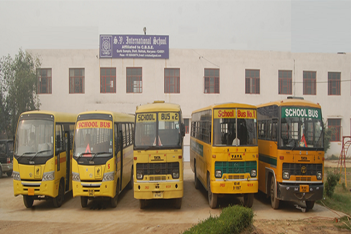 S V International school-Transport
