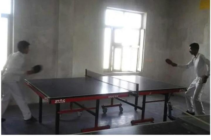 S B Model School-Sports