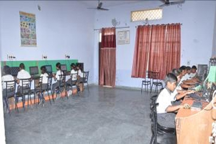 S D Memorial Convent High School-Computer Lab