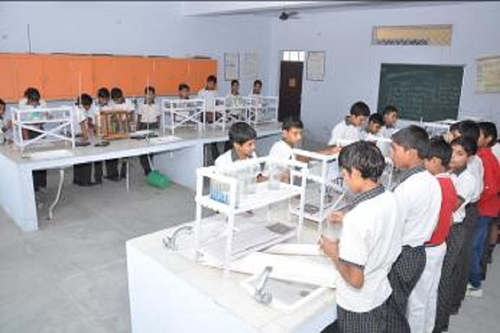 S D Memorial Convent High School-Laboratories