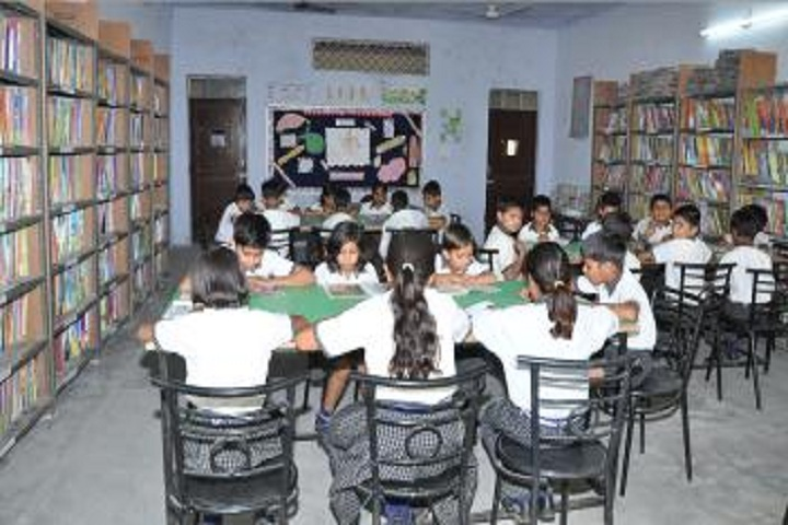 S D Memorial Convent High School-Library
