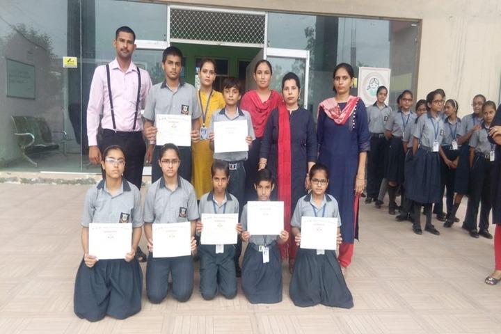 SVM International School-Competition Winner
