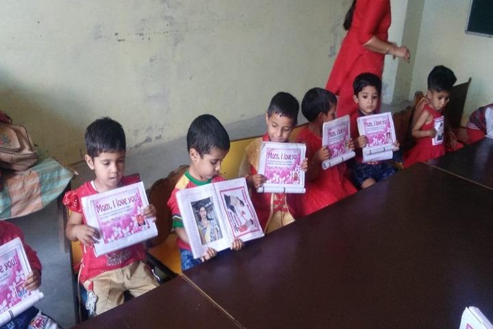 SVM International School-Mothers Day Celebrations