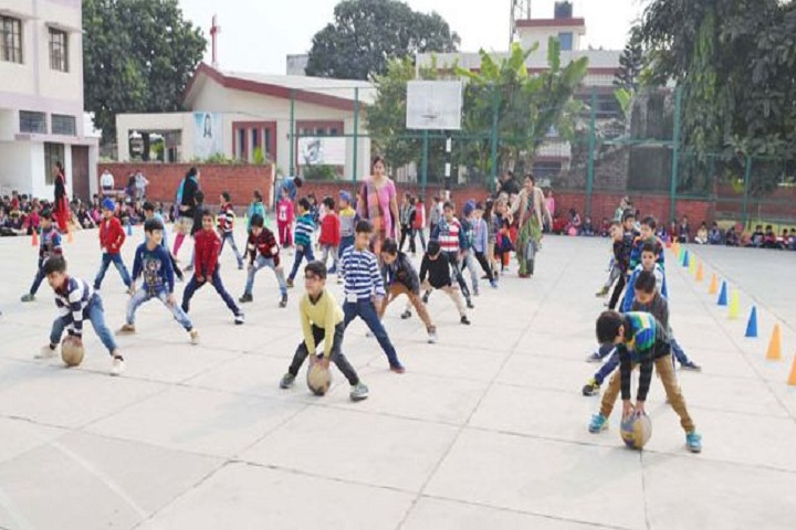 Sacred Heart Convent Senior Secondary School-Sports Day