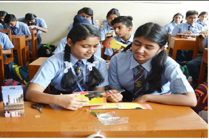 Sacred Heart Convent Senior Secondary School-Drawing Competition