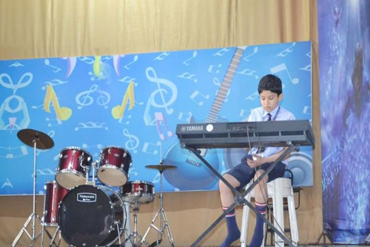 Sacred Heart Convent Senior Secondary School-Music Competition