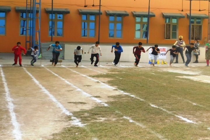 Sahara Comprehensive School-Annual Sports Meet