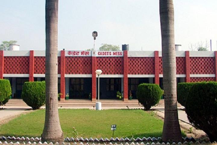 Sainik School-Cadets Mess