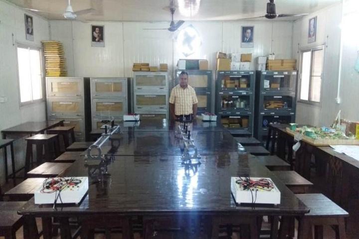 Sainik School-Physics Lab