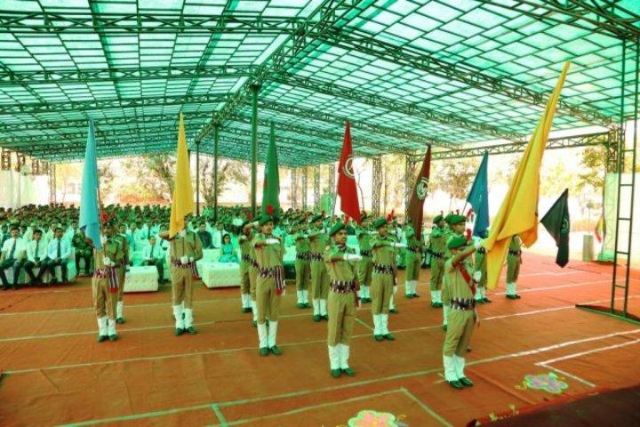 Sainik School-Scouts