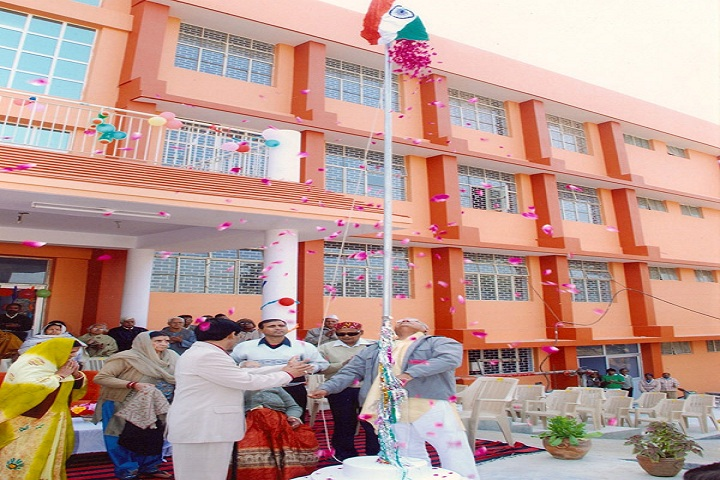Saint Brijmohan Lal Senior Secondary School-Independence Day
