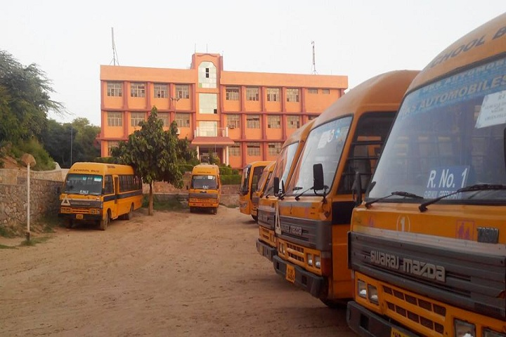 Saint Brij Mohan Lal Senior Secondary School-Transport