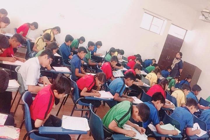 Saint Soldier M R Public School-Calligraphy