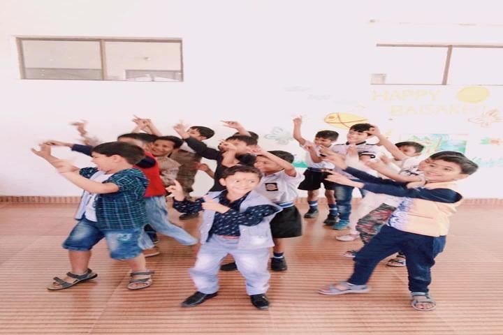 Saint Soldier M R Public School-Dancing Activity