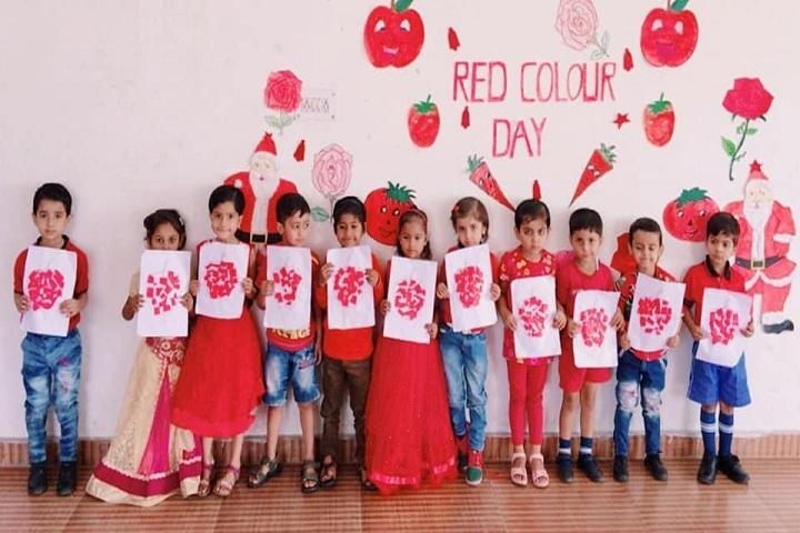 Saint Soldier M R Public School-Red Color Day Celebrations