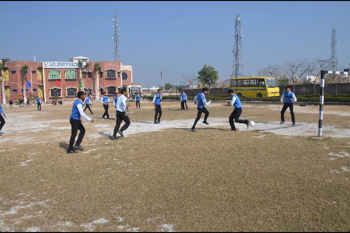 SSMRPS - School Playground