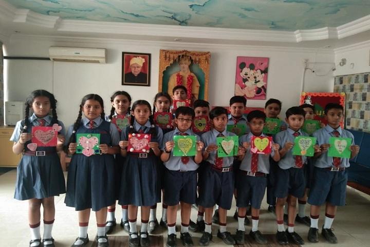 Saint Vivekanand International School-Art