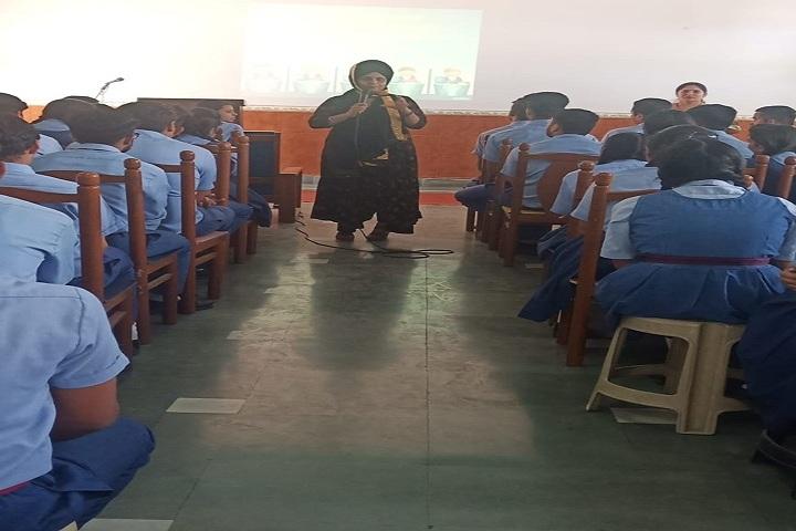 Saint Vivekanand International School-Seminar